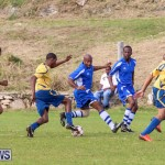 St David's vs Young Men Social Club Football Bermuda, January 11 2015-78