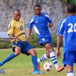 St David's vs Young Men Social Club Football Bermuda, January 11 2015-79