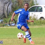 St David's vs Young Men Social Club Football Bermuda, January 11 2015-80