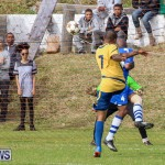 St David's vs Young Men Social Club Football Bermuda, January 11 2015-87