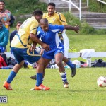 St David's vs Young Men Social Club Football Bermuda, January 11 2015-88
