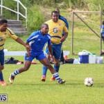 St David's vs Young Men Social Club Football Bermuda, January 11 2015-89
