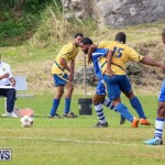 St David's vs Young Men Social Club Football Bermuda, January 11 2015-9