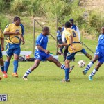 St David's vs Young Men Social Club Football Bermuda, January 11 2015-90