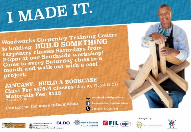 Woodworking Classes Open For Kids Adults Bernews