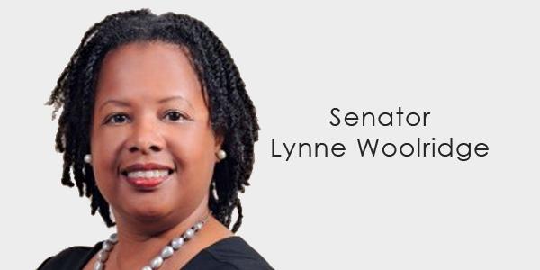 Senator Lynne Woolridge banner