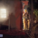 St George's House Fire Bermuda, February 25 2015-12