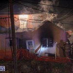 St George's House Fire Bermuda, February 25 2015-21