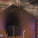 St George's House Fire Bermuda, February 25 2015-6