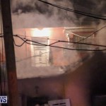 St George's House Fire Bermuda, February 25 2015-7