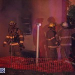 St George's House Fire Bermuda, February 25 2015-9