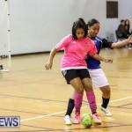 Womens Futsal Bermuda, February 21 2015-21