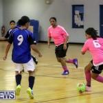 Womens Futsal Bermuda, February 21 2015-27