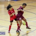 Womens Futsal Bermuda, February 21 2015-44