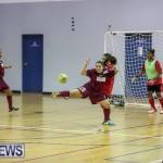 Womens Futsal Bermuda, February 21 2015-56