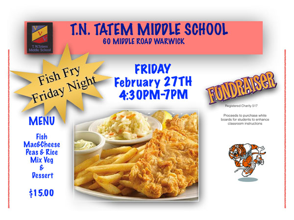 fish fry friday night