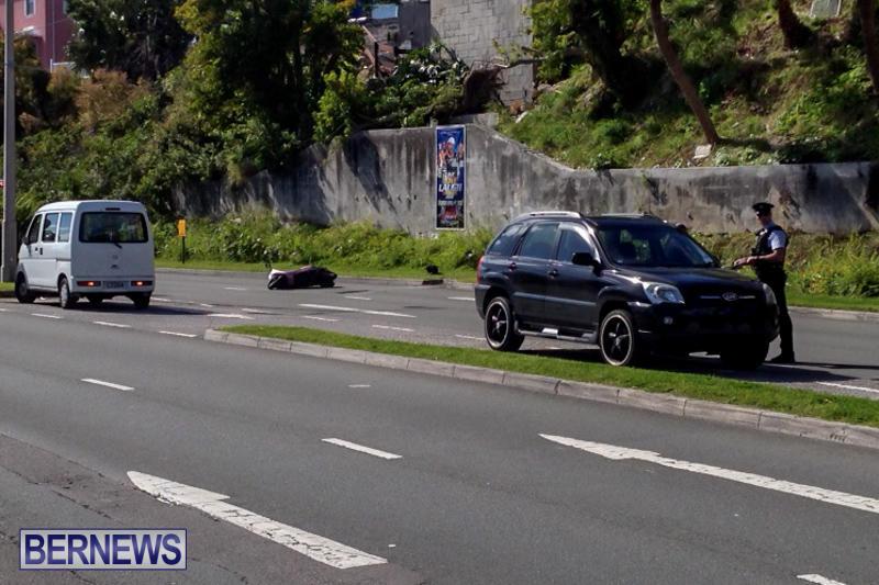 Bike Accident Bermuda, March 26 2015 (1b)