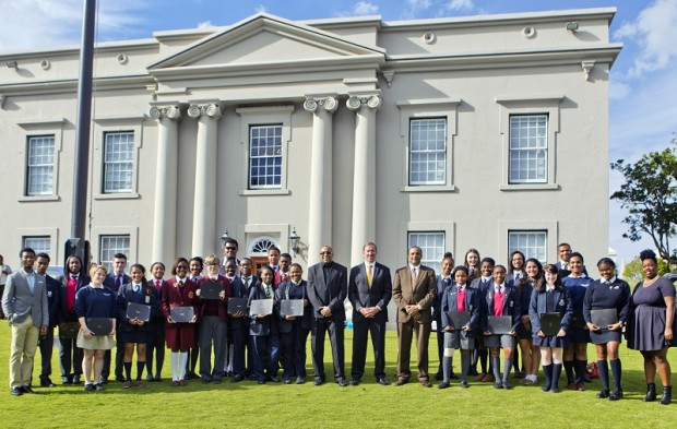 March 2015 students UN bermuda (1)