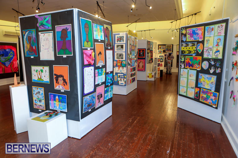 Primary-School-Art-Show-Bermuda-March-6-2015-11