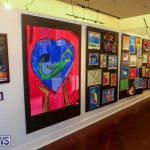 Primary School Art Show Bermuda, March 6 2015-3