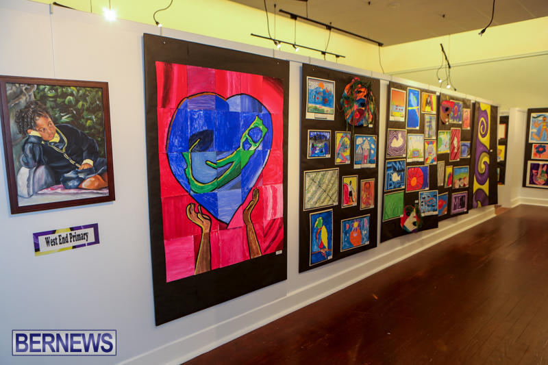 Primary-School-Art-Show-Bermuda-March-6-2015-3
