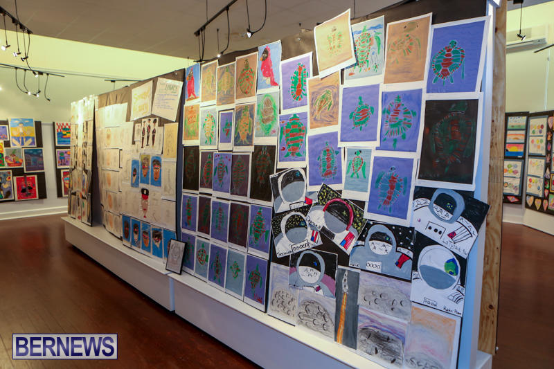 Primary-School-Art-Show-Bermuda-March-6-2015-4