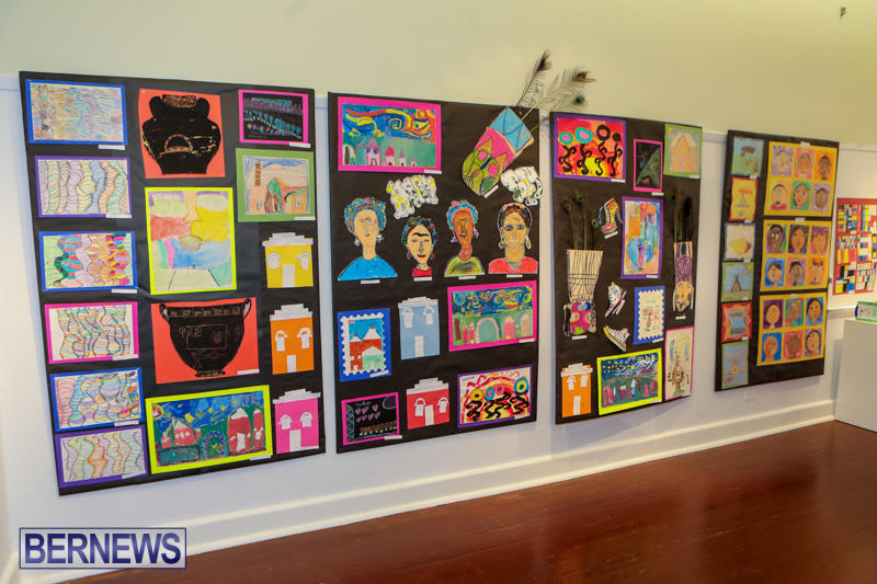 Primary-School-Art-Show-Bermuda-March-6-2015-8