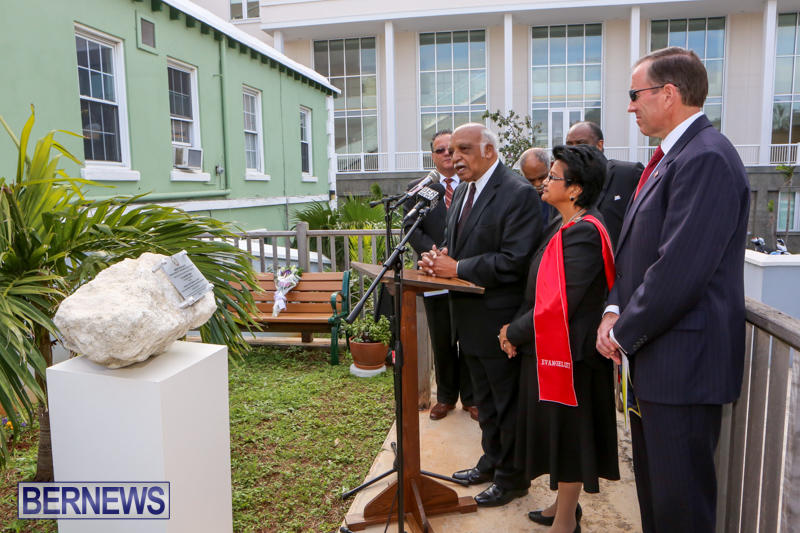Rev-Conway-Simmons-AME-Prayer-Garden-Dedication-Bermuda-February-28-2015-10