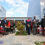 Rev Conway Simmons AME Prayer Garden Dedication Bermuda, February 28 2015-13