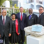 Rev Conway Simmons AME Prayer Garden Dedication Bermuda, February 28 2015-16