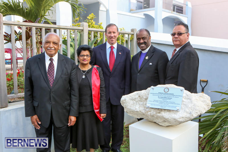 Rev-Conway-Simmons-AME-Prayer-Garden-Dedication-Bermuda-February-28-2015-16