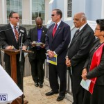 Rev Conway Simmons AME Prayer Garden Dedication Bermuda, February 28 2015-2