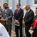 Rev Conway Simmons AME Prayer Garden Dedication Bermuda, February 28 2015-3