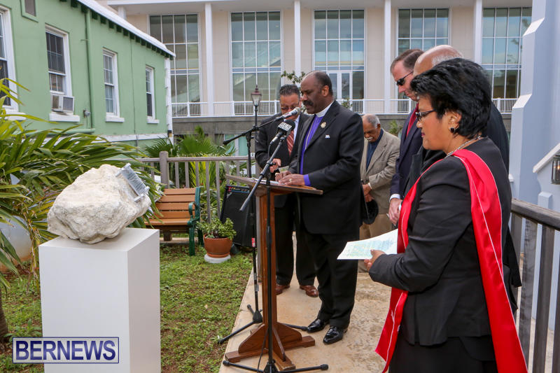 Rev-Conway-Simmons-AME-Prayer-Garden-Dedication-Bermuda-February-28-2015-4