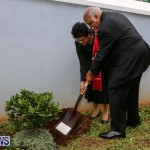 Rev Conway Simmons AME Prayer Garden Dedication Bermuda, February 28 2015-5