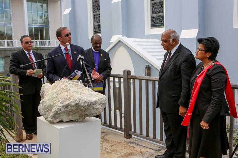 Rev-Conway-Simmons-AME-Prayer-Garden-Dedication-Bermuda-February-28-2015-6