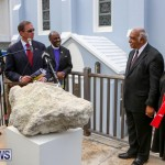 Rev Conway Simmons AME Prayer Garden Dedication Bermuda, February 28 2015-8