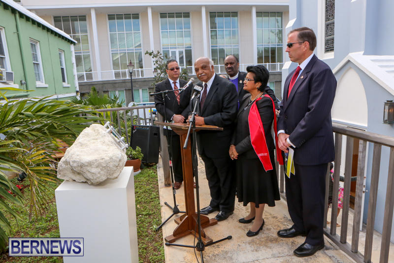 Rev-Conway-Simmons-AME-Prayer-Garden-Dedication-Bermuda-February-28-2015-9