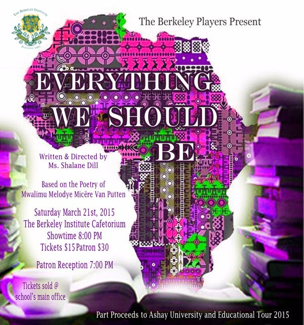 everything we should be flyer