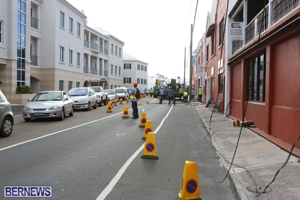 no longer any traffic restrictions in place along Crow Lane
