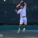 BLTA Open Singles Tennis Challenge Semi-Finals Bermuda, April 10 2015-50