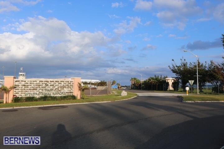 Bermuda LF Wade International Airport sign generic (2)