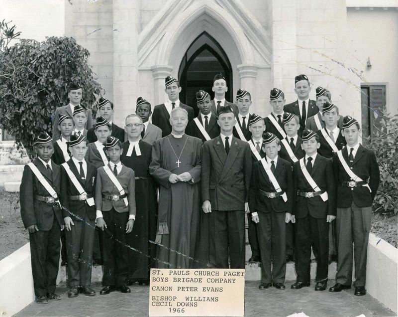 Boys Brigade in Bermuda 2
