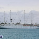 Club Med II Sailing Cruise Ship Bermuda, April 17 2015-4