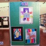 Middle and Senior School Art Show Bermuda, April 2 2015-107