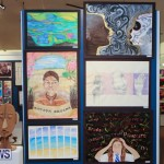 Middle and Senior School Art Show Bermuda, April 2 2015-111