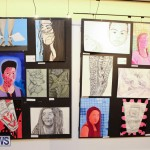 Middle and Senior School Art Show Bermuda, April 2 2015-114