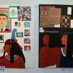 Middle and Senior School Art Show Bermuda, April 2 2015-16