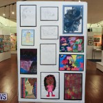 Middle and Senior School Art Show Bermuda, April 2 2015-34