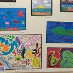 Middle and Senior School Art Show Bermuda, April 2 2015-42